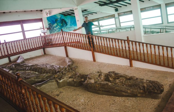 El Fósil dinosaur fossil quad bike tour | Things to do Villa de Leyva, Colombia | Bogotá breaks | traditional Colombian town pueblo | Travel guides by Cuppa to Copa Travels