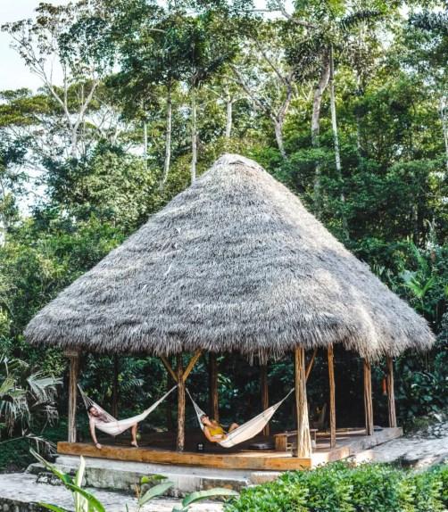 Selina Tena Rio Napo, Ecuadorian Amazon