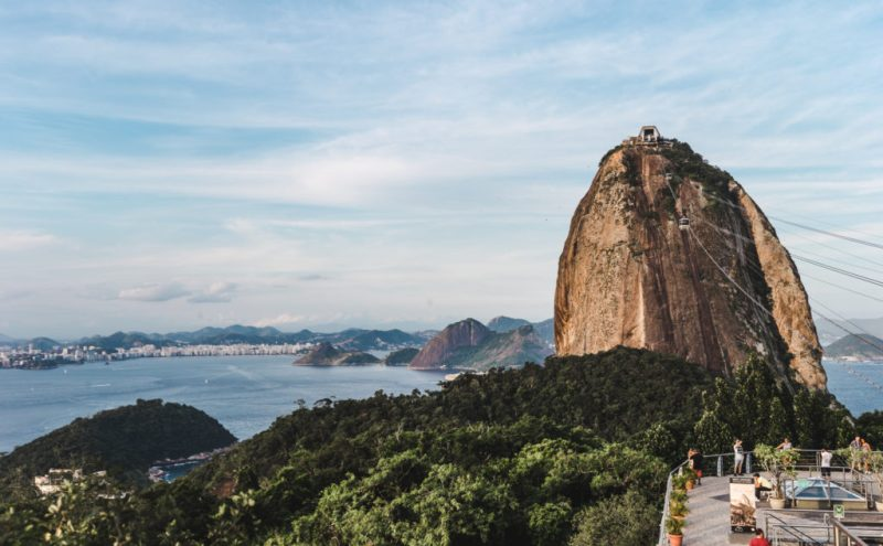 Best time to visit Sugarloaf Mountain Rio de Janeiro Cuppa to Copa Travels South America Guides cable car morro da urca