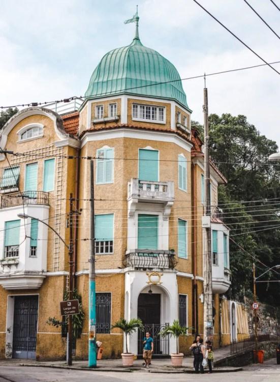 Santa Teresa Rio de Janeiro Cuppa to Copa Travels South America Guides