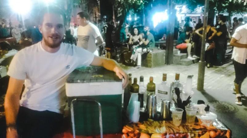 Laranjeiras street party Rio de janeiro things to do in Brazil