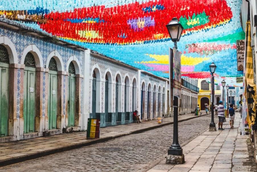 sao luis, maranhao, north-east brazil travel guide