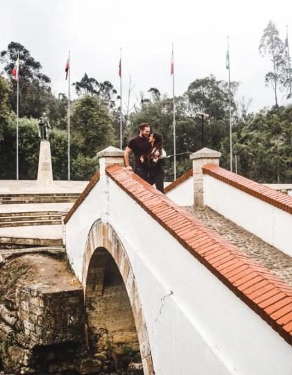 Puente de Boyacá bridge Tunja Bogotá weekend breaks daytrips