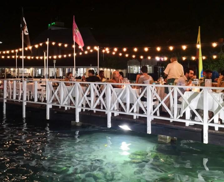 La regatta restaurant san andres island colombia