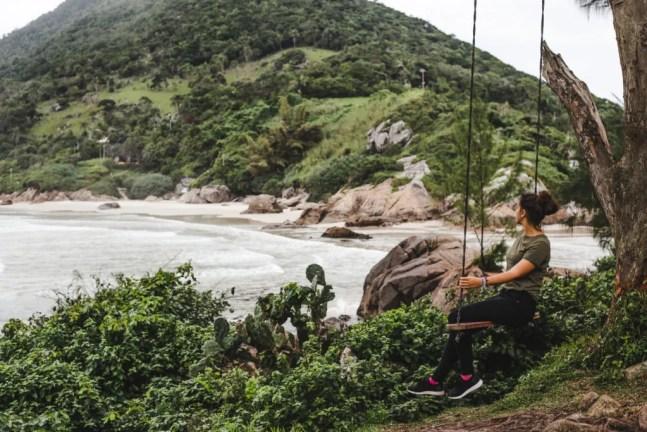 Praia Matadeiro Floripa Travel guide Florianopolis Brazil