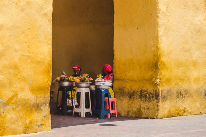 Palenques | Caribbean woman | A guide to 2020 best restaurants in Cartagena, Colombia | South America Travel guides by Cuppa to Copa Travels