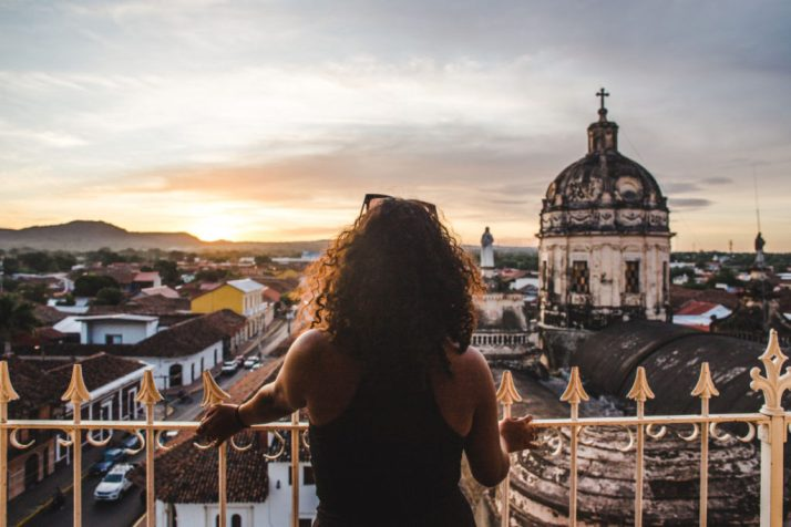 Granada Nicaragua | top destinations in Latin America to spend christmas money 2020 good value for money travel