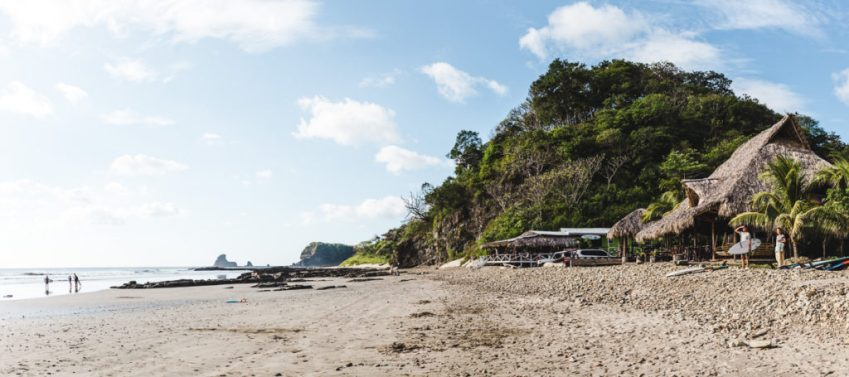 Best time to travel Nicaragua backpacking blog travel guide