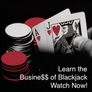 business of blackjack splash card