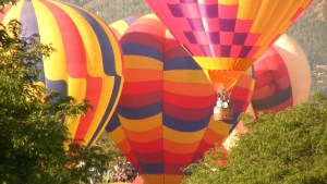 The Colorado Springs Labor Day Liftoff 1
