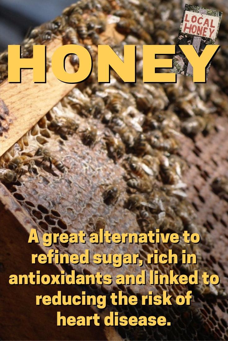 Honey splash