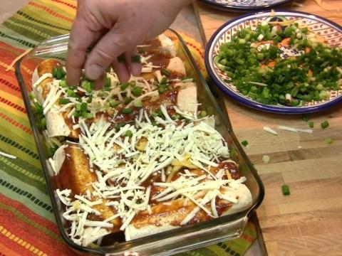 Tex-Mex Enchiladas 7