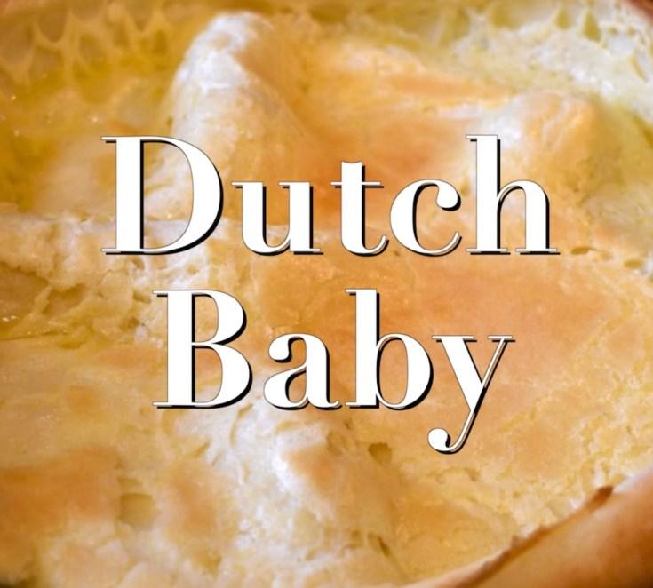 Dutch Baby 2