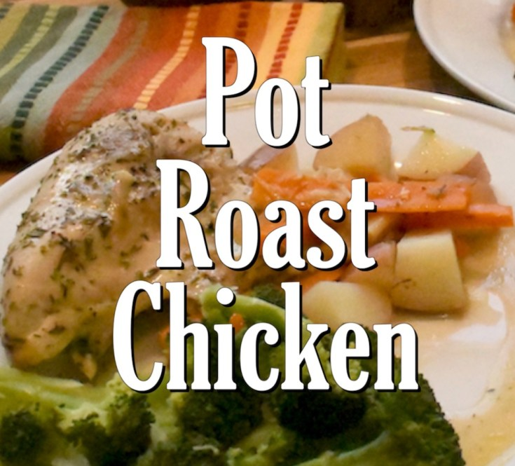 Pot Roast Chicken 2