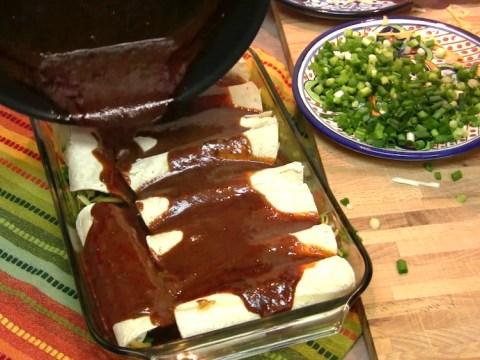 Tex-Mex Enchiladas 6