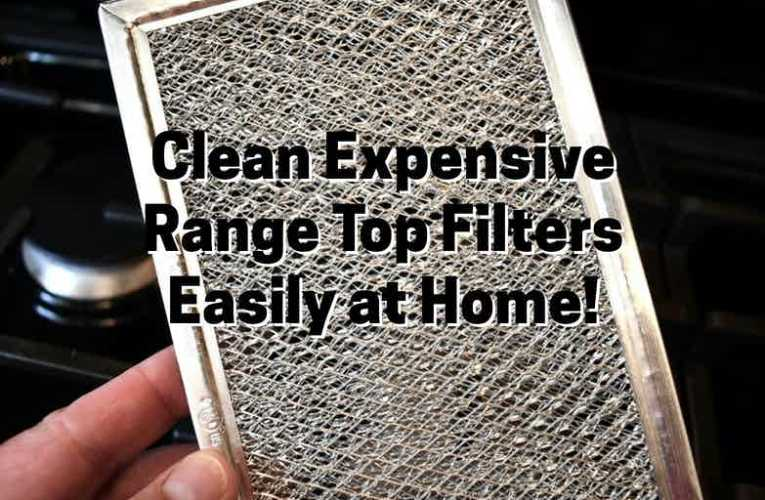 Clean Your Stove Top Ranger Filter