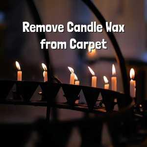 wax on carpet