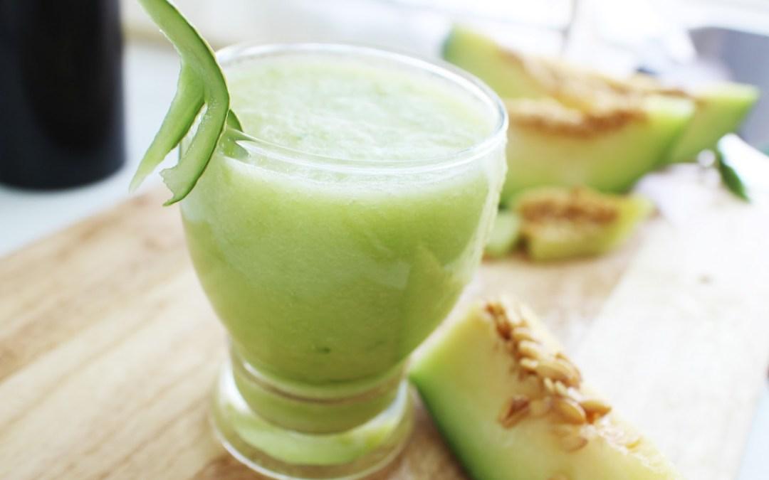 WOW! Cara Membuat Jus Melon yang Lezat dan Nikmat