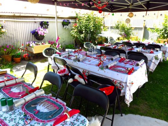 Australian-Christmas-table