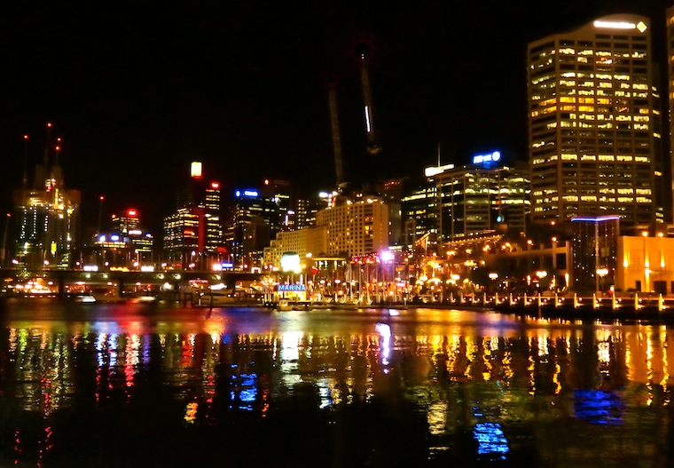 Sydney-Darling-Harbour-night