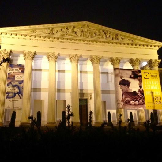 Nemzeti Museum Budapest