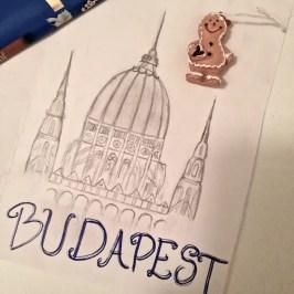 dessin-budapest