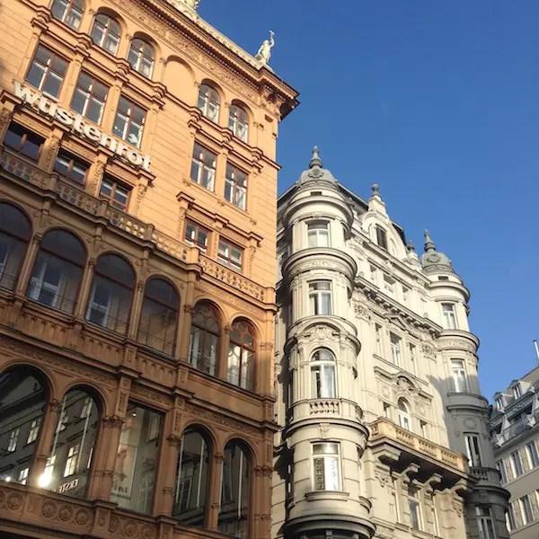 Immeubles Vienne