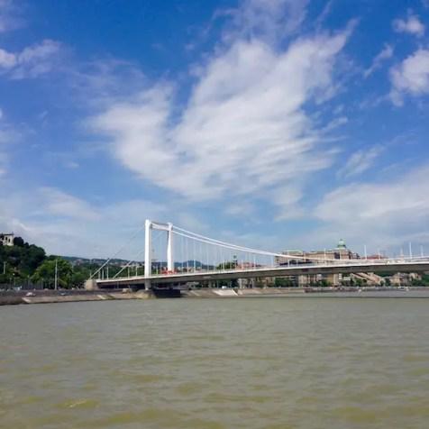 Erzsebet Hid Budapest