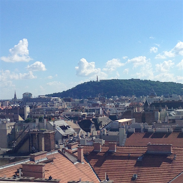 Rooftop Budapest