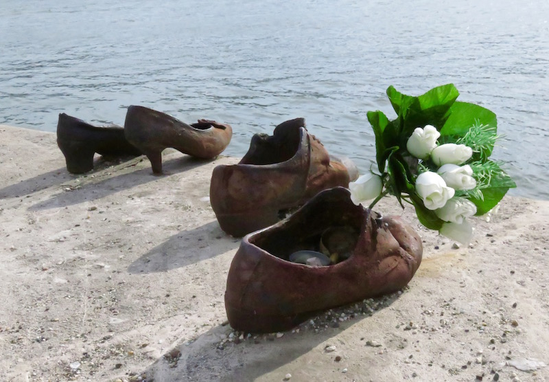 Shoes on the Danube Budapest