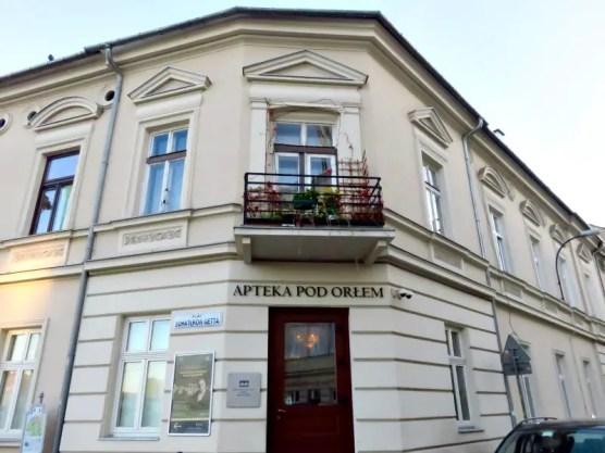 Eagle Pharmacy Cracovie