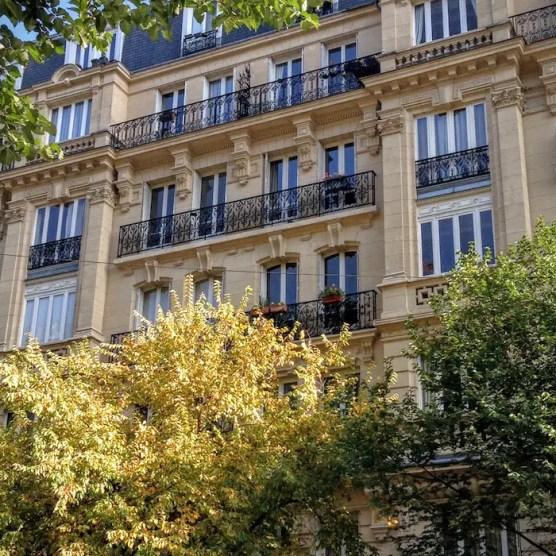 immeuble Paris