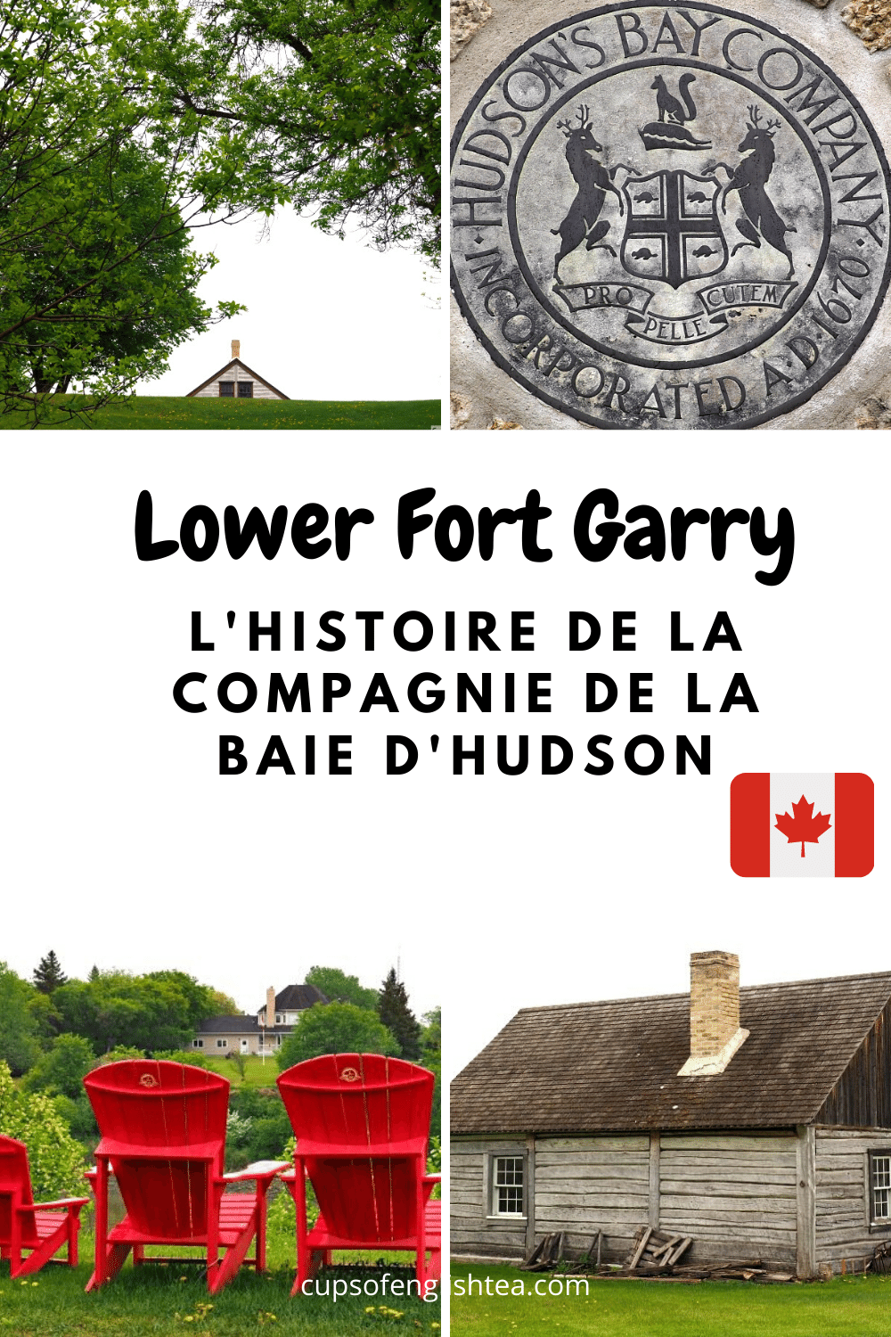 Lower Fort Garry Manitoba