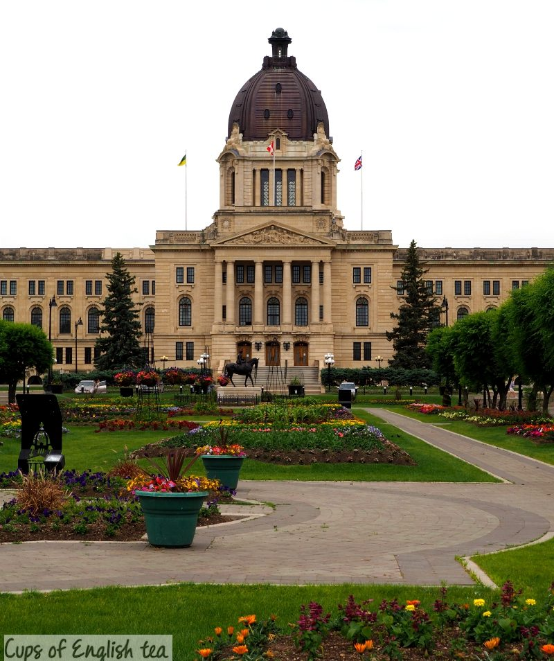 Regina Legislative Building Saskatchewan