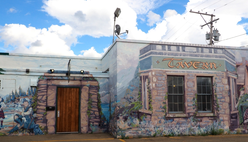 Moose Jaw Murals