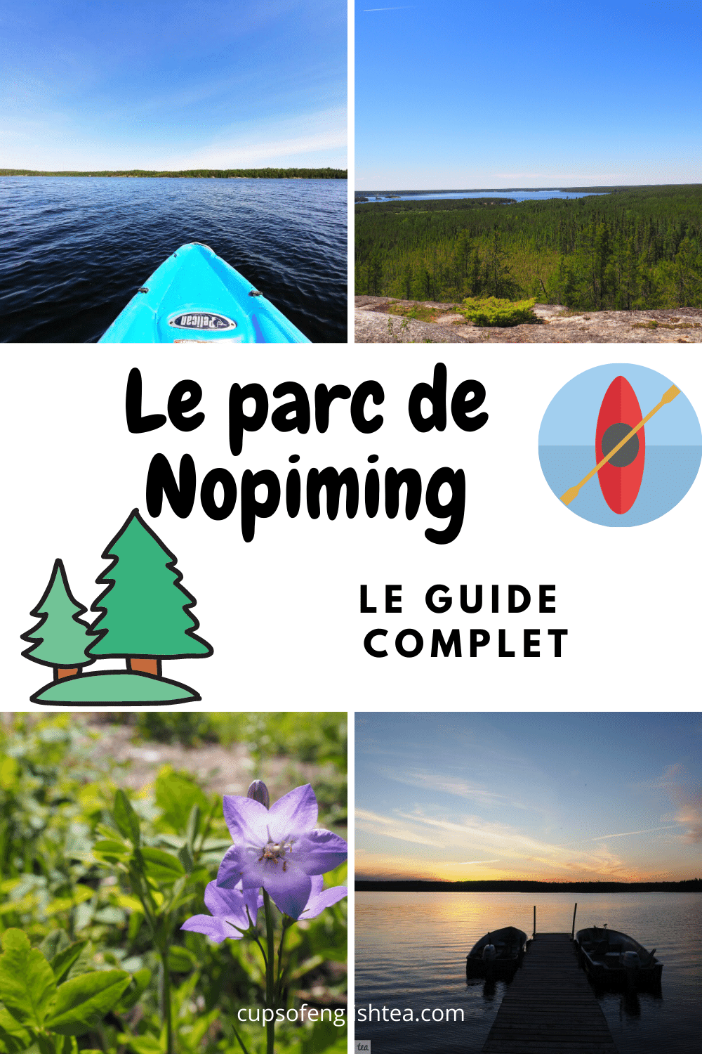 Nopiming Manitoba guide