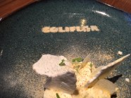 Chantilly de coliflor