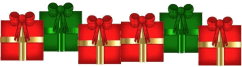 Image result for christmas gift divider""