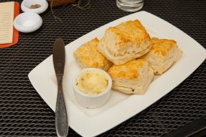 Cheese & Chive Biscuits by Chef Matt Gordon
