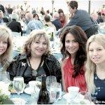 Doreen Roohanipur, May Zawaideh and  Guests
