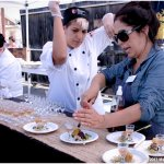 FigFest Chef Flor Franco - Indulge Catering