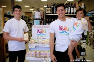 Photo of Kuki Squared Founders, Barak Federman and Alex Evans-Pfeiffer