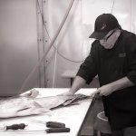 San Diego lifestyle, foodie, recipes, Fresh Yellowtail Catalina Offshore