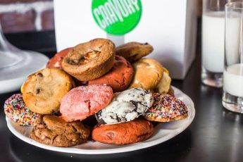 A Dozen Cravory Cookies, The Cravory, San Diego Food, San Diego desserts, San Diego Lifestyle