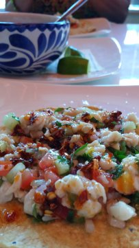 Sea Bass Ceviche - Don Chido SD, #Cur8eurEats