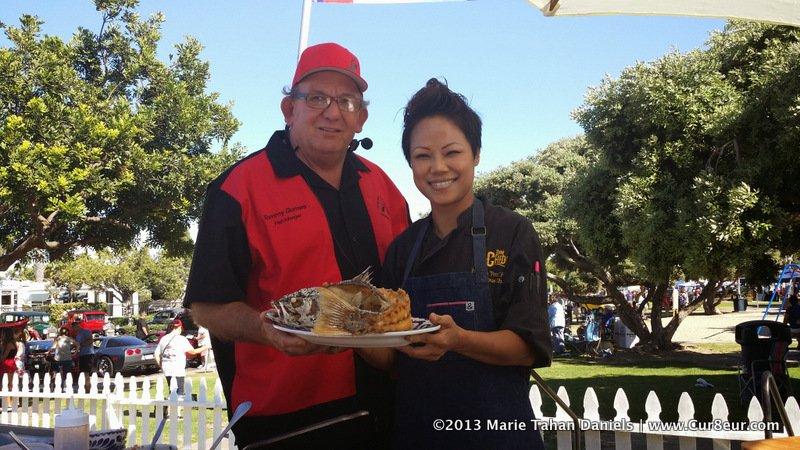 Chef Fern Tran & Tommy Gomes