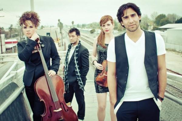 Quattro latin Band