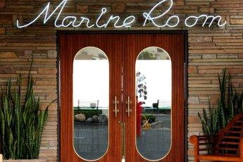 dining in san diego, marine room, la jolla