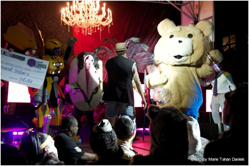 TED wins the Grand Prize $5000