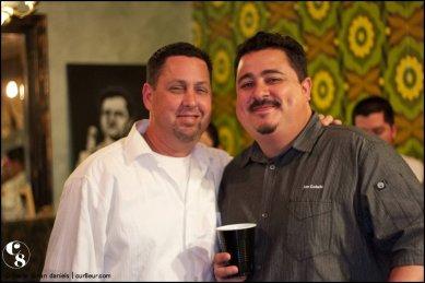 Chef Alex Carballo